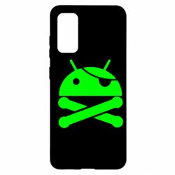 Чохол для Samsung S20 Pirate Android