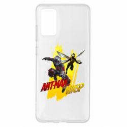Чохол для Samsung S20+ Ant - Man and Wasp