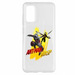 Чохол для Samsung S20 Ant - Man and Wasp