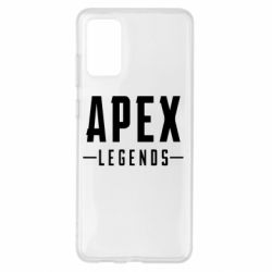 Чохол для Samsung S20+ Apex legends logo 1