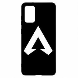Чехол для Samsung S20+ Apex legends logotype