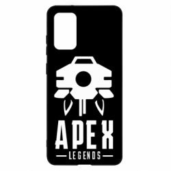 Чохол для Samsung S20+ Apex Legends symbol health