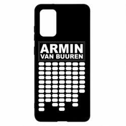 Чохол для Samsung S20+ Armin Van Buuren Trance