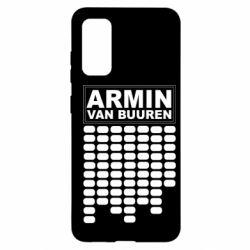 Чохол для Samsung S20 Armin Van Buuren Trance