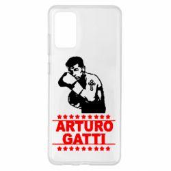 Чохол для Samsung S20+ Arturo Gatti