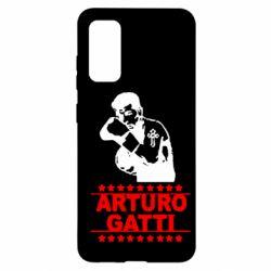 Чохол для Samsung S20 Arturo Gatti