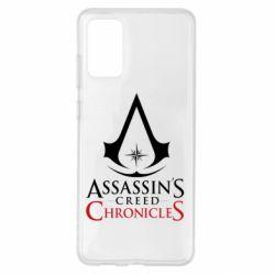 Чохол для Samsung S20+ Assassin's creed ChronicleS