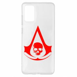 Чохол для Samsung S20+ Assassin's Creed Misfit