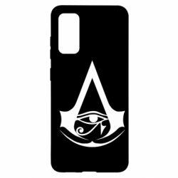Чохол для Samsung S20 Assassin's Creed Origins logo
