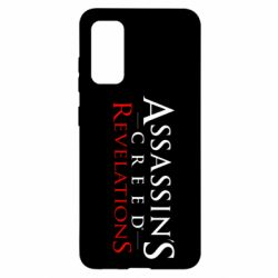 Чохол для Samsung S20 Assassin's Creed Revelations