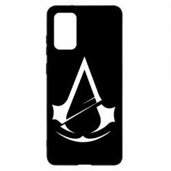 Чохол для Samsung S20+ Assassins Creed Logo