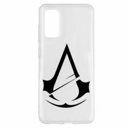 Чохол для Samsung S20 Assassins Creed Logo