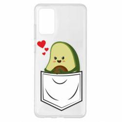 Чехол для Samsung S20+ Avocado in your pocket