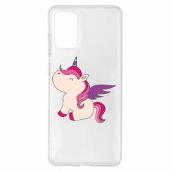 Чохол для Samsung S20+ Baby unicorn