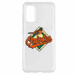 Чохол для Samsung S20 Baltimore Orioles