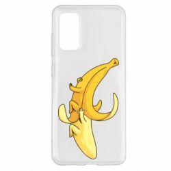 Чохол для Samsung S20 Banana in a Banana