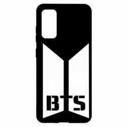 Чохол для Samsung S20 Bangtan Boys double logo
