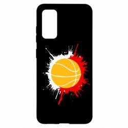 Чохол для Samsung S20 Баскетбольний м'яч