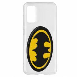 Чохол для Samsung S20 Batman 3D