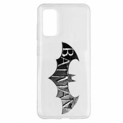 Чехол для Samsung S20 Batman: arkham city