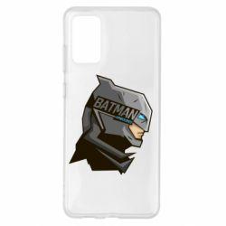 Чохол для Samsung S20+ Batman Armoured