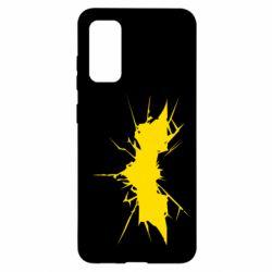 Чохол для Samsung S20 Batman cracks