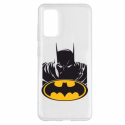 Чохол для Samsung S20 Batman face