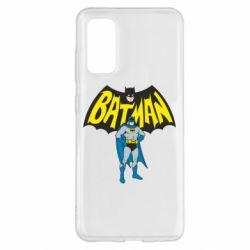 Чехол для Samsung S20 Batman Hero