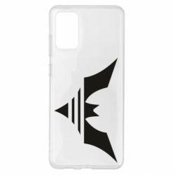 Чохол для Samsung S20+ Batman three line