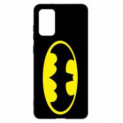 Чохол для Samsung S20+ Batman