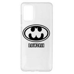 Чохол для Samsung S20+ Batwoman