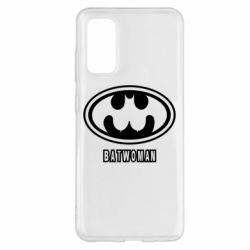 Чохол для Samsung S20 Batwoman