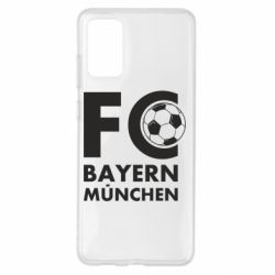 Чохол для Samsung S20+ Баварія Мюнхен