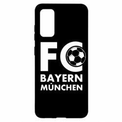 Чохол для Samsung S20 Баварія Мюнхен