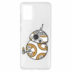 Чехол для Samsung S20+ BB-8 Like
