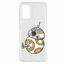 Чехол для Samsung S20 BB-8 Like