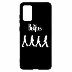 Чохол для Samsung S20+ Beatles Group