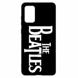 Чохол для Samsung S20+ Beatles
