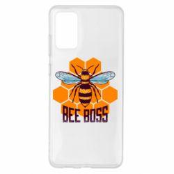 Чехол для Samsung S20+ Bee Boss