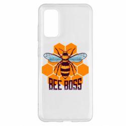 Чехол для Samsung S20 Bee Boss