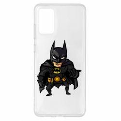 Чохол для Samsung S20+ Бетмен Арт
