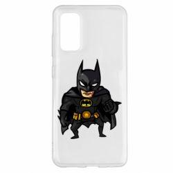 Чохол для Samsung S20 Бетмен Арт