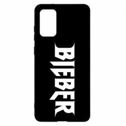 Чехол для Samsung S20+ Bieber