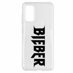 Чехол для Samsung S20 Bieber
