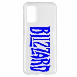 Чохол для Samsung S20 Blizzard Logo