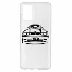 Чохол для Samsung S20+ BMW E34