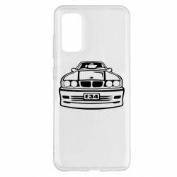 Чохол для Samsung S20 BMW E34