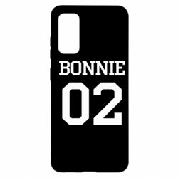 Чохол для Samsung S20 Bonnie 02