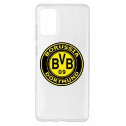 Чохол для Samsung S20+ Borussia Dortmund