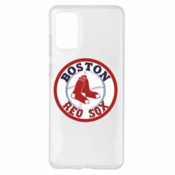 Чохол для Samsung S20+ Boston Red Sox